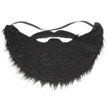 Fancy Fake Beards Black Moustache Christmas Party Cosplay Costume Props  BM88