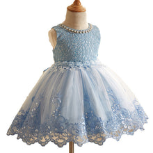 2018 Flower Girl Dress Kids Prom Party Wedding Ball Gown Children's Costume For Girl 3 4 5 6 7 8 9 10 Year Birthday Dresses
