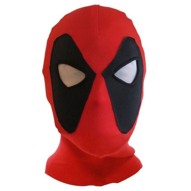 Halloween Props Deadpool Mask Weapon X Superhero Balaclava Cosplay Costume X-men Hats Arrow Death Rib Fabrics Full Face Masks Y8