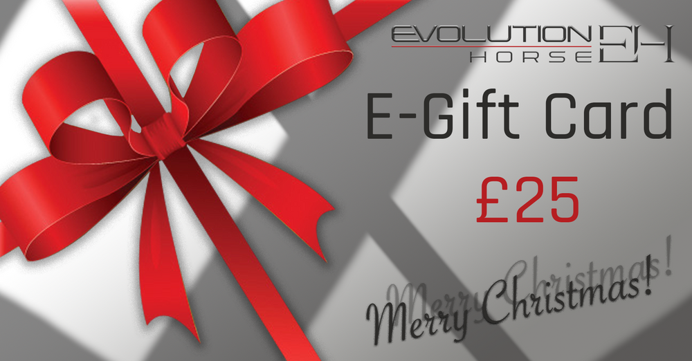Evolution Horse Gift Card