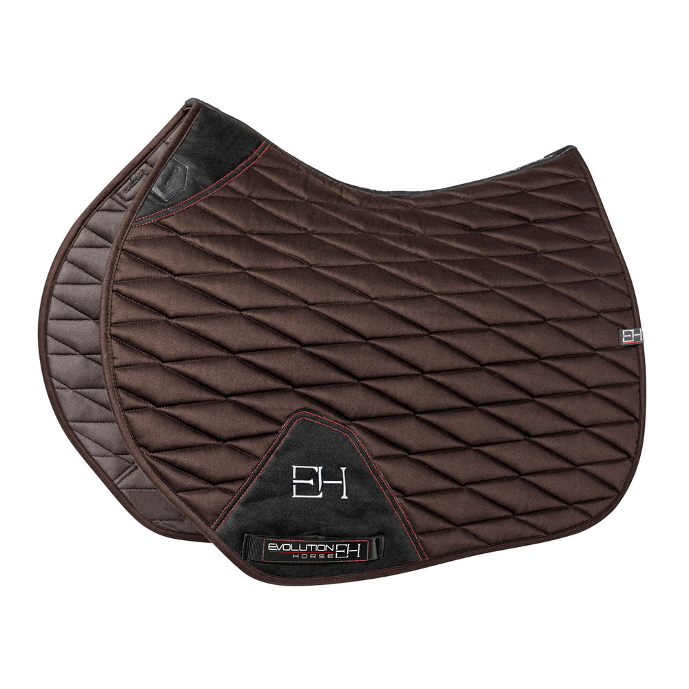 3Spine gp jump square brown evolution horse