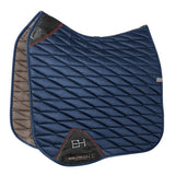 3Spine dressage square navy