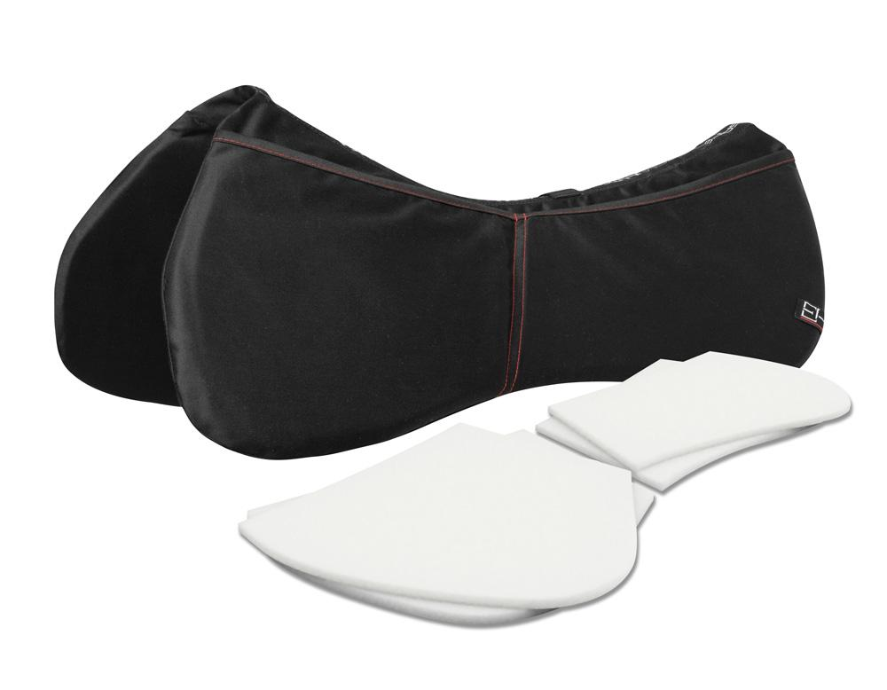STREAMLINE 3SPINE ADJUSTMENT SHIM DRESSAGE HALF PAD