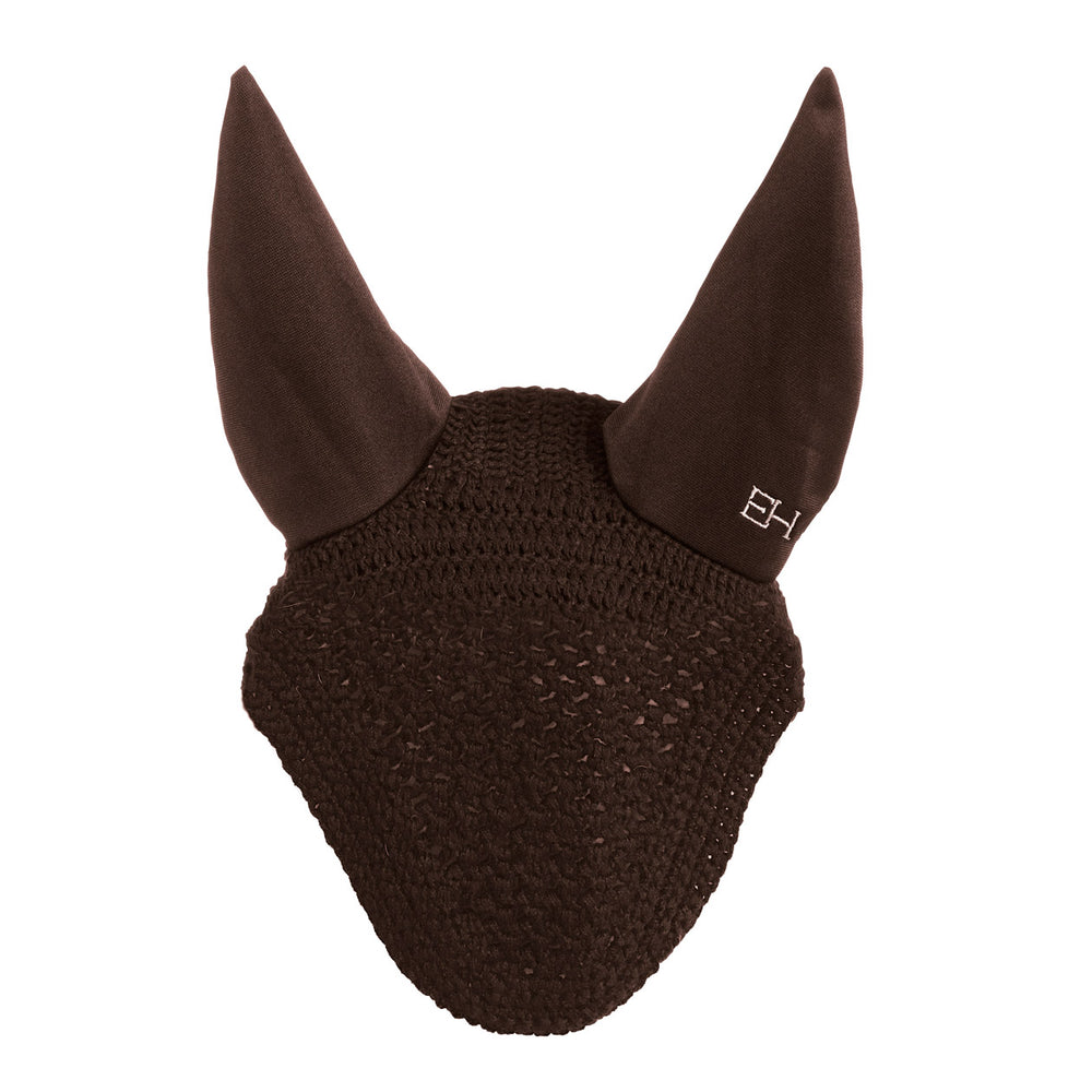 luxury fly veil evolution horse brown