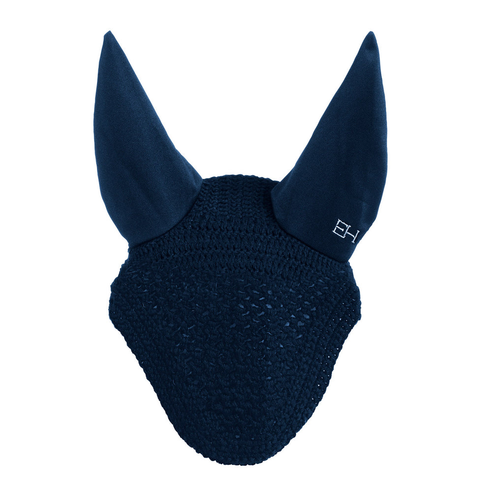 luxury fly veil evolution horse navy