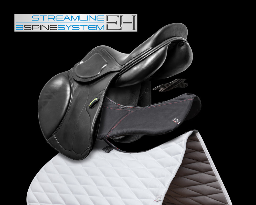 STREAMLINE 3SPINE ADJUSTMENT SHIM GP/JUMP HALF PAD