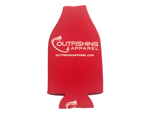 Bottle Koozie (Red)