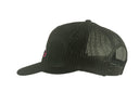 Trucker Hat (Black, Black)