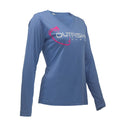 Women's Long Sleeve Performance Dri-Fit (Carolina Blue)