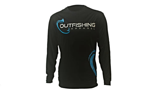 Men's Long Sleeve Performance Dri-Fit (Black)