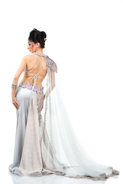 Olympian Goddess. Exclusive Bellydance Costume