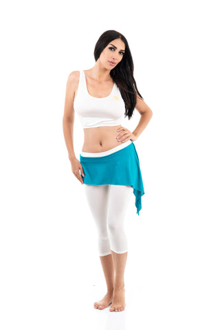 Orientalisimo Bellydance Training White. Front