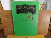 1946 Theodore Roosevelt High School Des Moines Iowa Yearbook Annual The Roundup