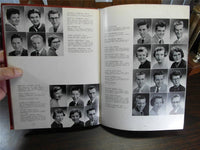 1955 STREATOR TOWNSHIP HIGH SCHOOL Illinois YEARBOOK Annual The Hardscrabble
