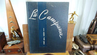 1948 NEW JERSEY STATE TEACHERS COLLEGE MONTCLAIR YEARBOOK Annual La Campana