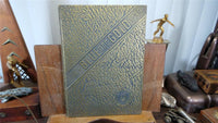 1939 DERRY TOWNSHIP HIGH SCHOOL PA Original YEARBOOK Annual The Blue And Gold