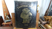 1984 CENTRAL HIGH SCHOOL Fresno CA Original YEARBOOK Annual