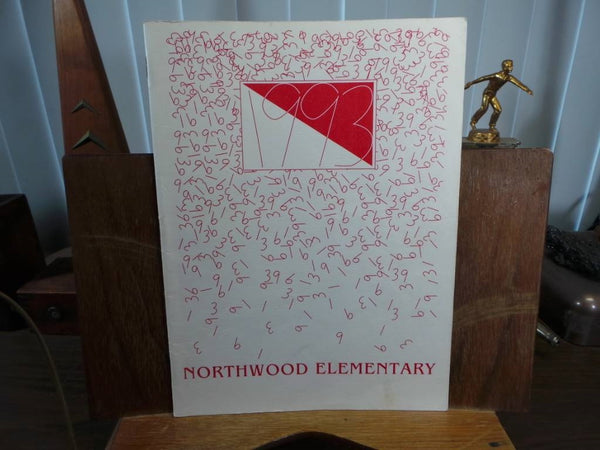 1993 NORTHWOOD ELEMENTARY SCHOOL Irvine CA Original YEARBOOK Annual