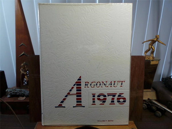1976 GARDEN GROVE HIGH SCHOOL CA Original YEARBOOK Annual Argonaut