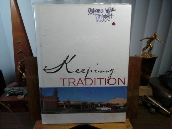 2010 RIPON HIGH SCHOOL California Original YEARBOOK Annual The Mission