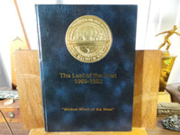 1993 USS WICHITA AOR-1 Cruise Yearbook The Last Of The Best - Wicked Witch West