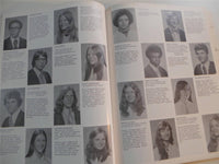 1974 ROSEMOUNT HIGH SCHOOL Montreal Quebec Original YEARBOOK Annual The Record