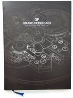 2013 GP GIRARD PERREGAUX Watch CATALOG Movement HAUTE HORLOGERIE Traveller