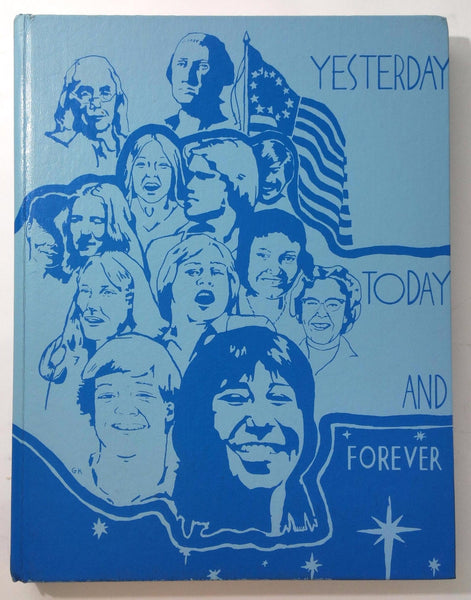 1976 BRETHREN HIGH SCHOOL Christian Paramount Long Beach California YEARBOOK