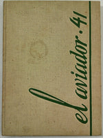 1941 EXCELSIOR UNION HIGH SCHOOL Norwalk California Yearbook Annual El Aviador