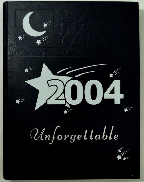 2004 BOLSA GRANDE HIGH SCHOOL Garden Grove Ca. Yearbook Annual El Espadero