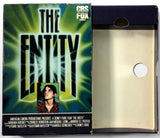 1981 Betamax Movie THE ENTITY Invisible Ghost Rape Horror Fantasy