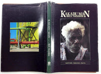 1985 1st Ed. SIGNED Big Bill Neidjie Australia National Park KAKADU MAN