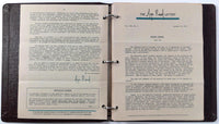1973 To 1974 Original AYN RAND Letters Volume #3 25 Newsletters In Binder