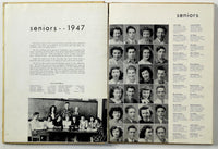 1947 MADISON HIGH SCHOOL Rexburg Idaho Yearbook Annual The Madisonian