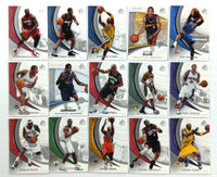 2005 - 2006 NBA SP Game Used Edition LOT of 69 Cards Upper Deck Shaquille O'Neil