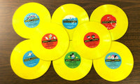 Collection of Children's Records Lot of 16 Golden Records Bible Storytime Disney