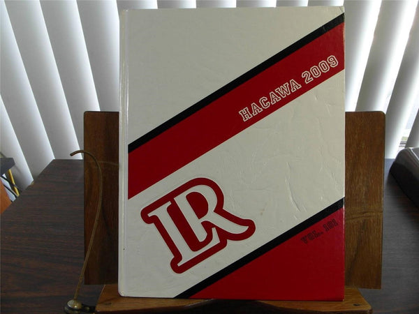 2009 LENOIR-RHYNE University College YEARBOOK Hickory North Carolina Hacawa