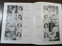 1948 Wake Forest College Bowman Gray School Of Medicine Yearbook Baptist Nursing