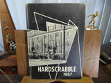 1957 STREATOR TOWNSHIP HIGH SCHOOL Illinois YEARBOOK Annual The Hardscrabble