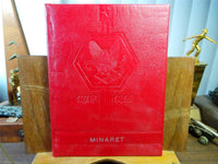 1948 GRANT TECHNICAL COLLEGE Del Paso Heights CA Original YEARBOOK Minaret