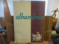 1943 STAN FREBERG Alhambra City High School California YEARBOOK Alhambran