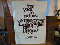1978 JORDAN INTERMEDIATE SCHOOL Garden Grove California Original YEARBOOK Annual