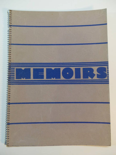 June 1936 ULYSSES S. GRANT HIGH SCHOOL Portland Oregon Original YEARBOOK Memoirs