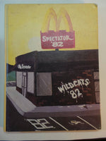 1982 DALLASTOWN HIGH SCHOOL Pennsylvania Original YEARBOOK Spectator McDonalds