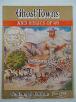 1948 GHOST TOWNS And RELICS Of '49 Centennial Edition Photographs CA Gold Mines