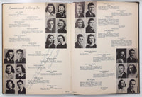 1942 LINCOLN HIGH SCHOOL Wisconsin Rapids Wisconsin Original YEARBOOK Ahdawagam
