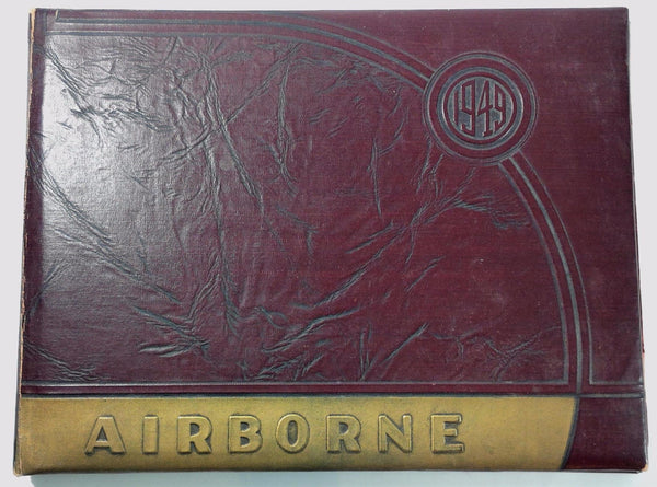 1949 USC University Southern California AERONAUTICS COLLEGE YEARBOOK Airborne