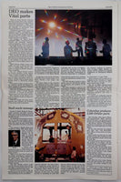 Vintage 1981 ROCKWELL NEWS In-House Newsletter SPACE SHUTTLE Commemorative