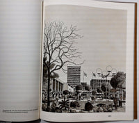 Rare 1966 CENTER CITY ANAHEIM Downtown COLONY HISTORIC Dist. Revitalization Plan