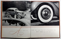 Vintage 1930s Goodyear Rayon Rayotwist Double Eagle Tire Dealer Photograph Book